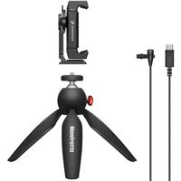Für weitere Info hier klicken. Artikel: Sennheiser XS LAV USB-C Mobile Kit Ansteckmikrofon