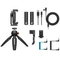 Für weitere Info hier klicken. Artikel: Sennheiser XSW-D portable LAV Mobile Kit Ansteckmikrofon