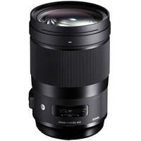 Zum Vergrößern hier klicken. Artikel: Sigma 40mm f/1.4 DG HSM A Nikon FX