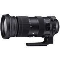 Zum Vergrößern hier klicken. Artikel: Sigma AF 60-600mm f/4.5-6.3 DG OS HSM S Canon EF