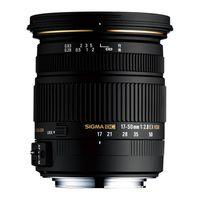 Zum Vergrößern hier klicken. Artikel: Sigma AF 17-50mm f/2,8 EX DC OS HSM Canon EF-S