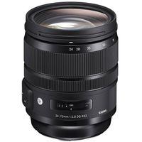 Zum Vergrößern hier klicken. Artikel: Sigma AF 2,8/ 24-70 DG OS A Canon EF