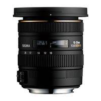 Zum Vergrößern hier klicken. Artikel: Sigma AF 10-20mm f/3,5 EX DC HSM Nikon DX