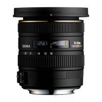Zum Vergrößern hier klicken. Artikel: Sigma AF 10-20mm f/3,5 EX DC HSM Sigma