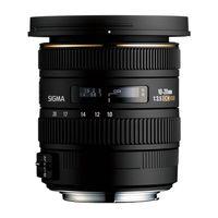Zum Vergrößern hier klicken. Artikel: Sigma AF 10-20mm f/3,5 EX DC HSM Sony A-Mount
