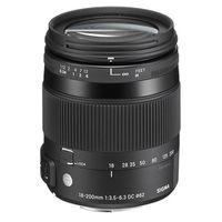 Zum Vergrößern hier klicken. Artikel: Sigma AF 18-200mm f/3,5-6,3 DC Makro OS HSM C Canon EF-S