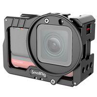 Für weitere Info hier klicken. Artikel: SmallRig 2901 Vlogging Cage and 52mm Filter Adapter for Insta360 ONE R 4K Edition