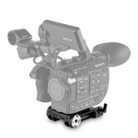 Für weitere Info hier klicken. Artikel: SmallRig Basisplatte für Sony FS5 Camcorder 1827