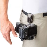 Für weitere Info hier klicken. Artikel: Spider Light Camera Holster Box Set Hüft-Tragesystem