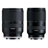 Für weitere Info hier klicken. Artikel: Tamron Objektivset AF 17-28mm f/2,8 Di III RXD + 28-200mm f/2.8-5,6 Di III RXD