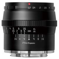 Für weitere Info hier klicken. Artikel: TTArtisan 50mm f/1,2 Nikon Z (DX)
