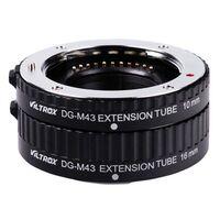 Für weitere Info hier klicken. Artikel: Viltrox DG (10mm/16mm) Automatic Extension Tube Micro Four Thirds