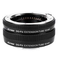 Für weitere Info hier klicken. Artikel: Viltrox DG FU (10mm/16mm) Automatic Extension Tube Fujifilm X