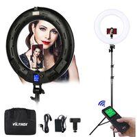 Für weitere Info hier klicken. Artikel: Viltrox VL 600T Lightstand Kit