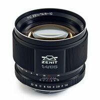 Für weitere Info hier klicken. Artikel: Zenit Zenitar 85mm f/1,4 Canon EF