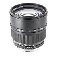 Für weitere Info hier klicken. Artikel: Zhongyi Mitakon Speedmaster 85mm f/1.2 Sony FE-Mount