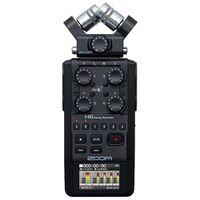 Für weitere Info hier klicken. Artikel: Zoom H6 Black Audio Recorder